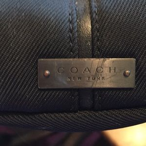 Coach Laptop black tote bag